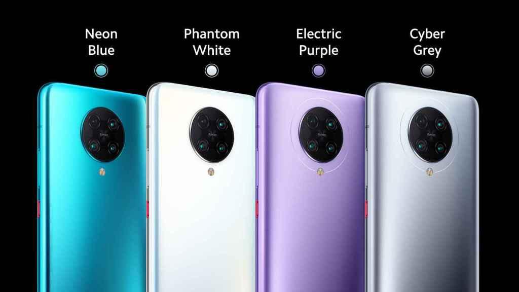 Xiaomi Poco F2 Pro.