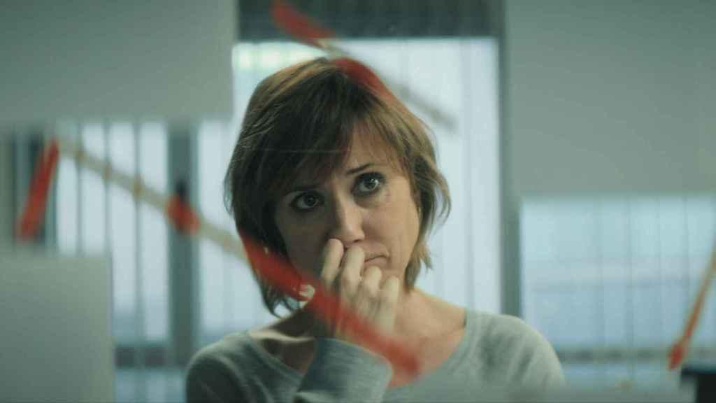 Nathalie Poza, protagonista de La unidad.