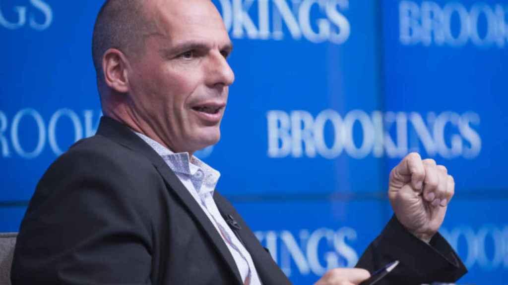 Yanis Varoufakis, ex ministro griego de Economía, en una imagen de archivo.