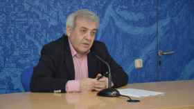 Juan José Pérez del Pino, concejal de Movilidad y Seguridad Ciudadana de Toledo