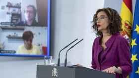 María Jesús Montero, en una imagen de archivo.