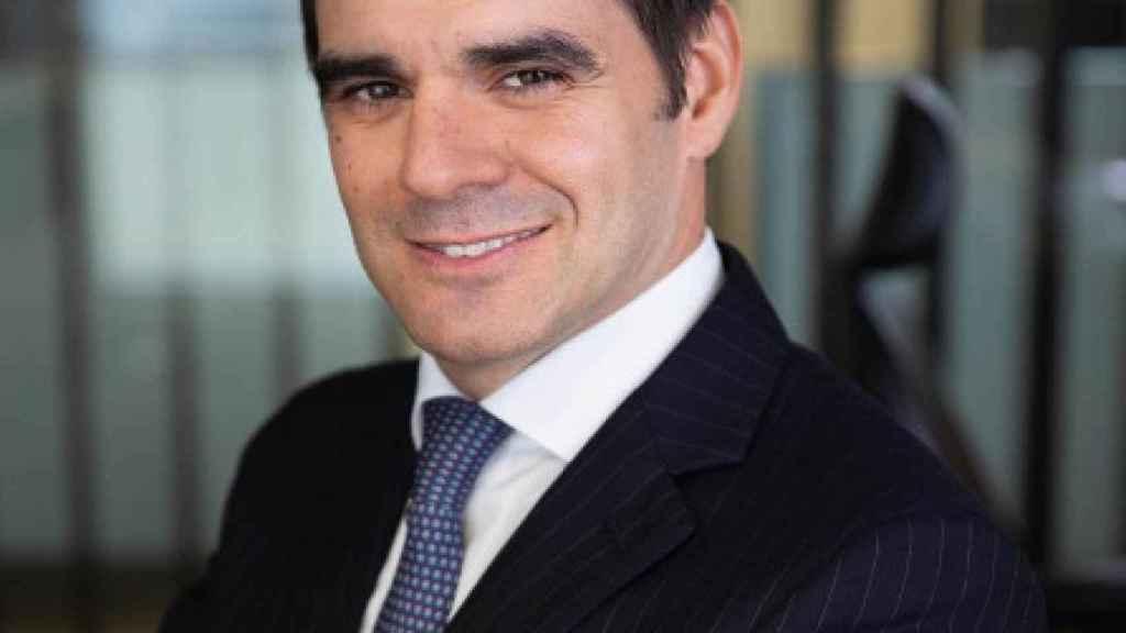 Banco Santander nombró en mayo a António Simões responsable regional de Europa