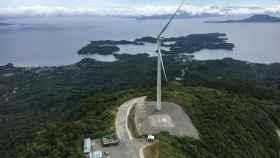 Proyecto de energía híbrida de Siemens Gamesa en Filipinas.