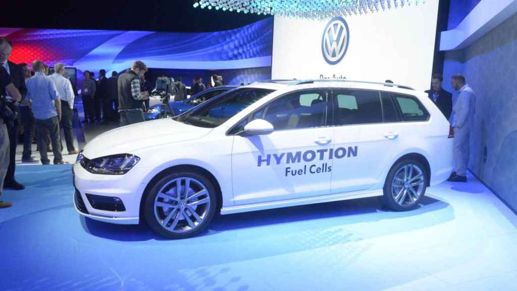 Volkswagen llegó a producir prototipos y versiones limitadas de sus coches con hidrógeno