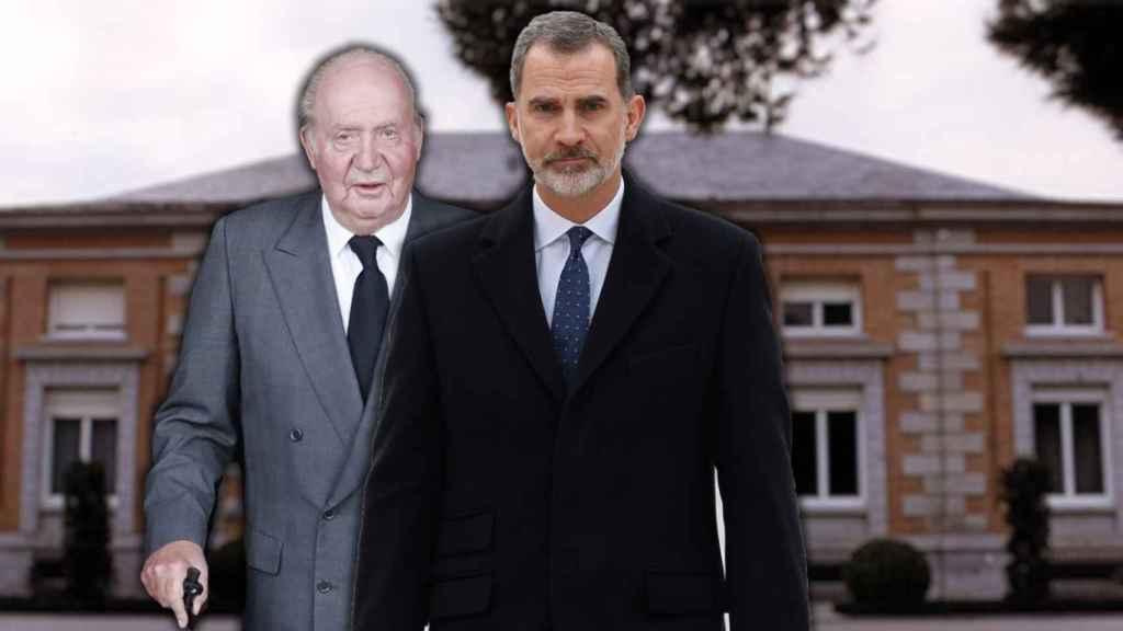 Presiones para que Felipe VI 'expulse' a su padre de la Familia Real antes de otros escándalos