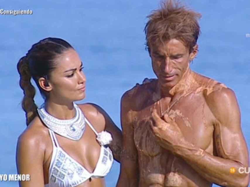 Hugo Sierra ha asegurado que quiere mejorar su relación con Adara por su hijo.