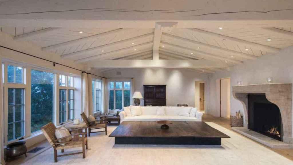 Eva Longoria rediseñó la vivienda pensando en la funcionalidad de la casa.