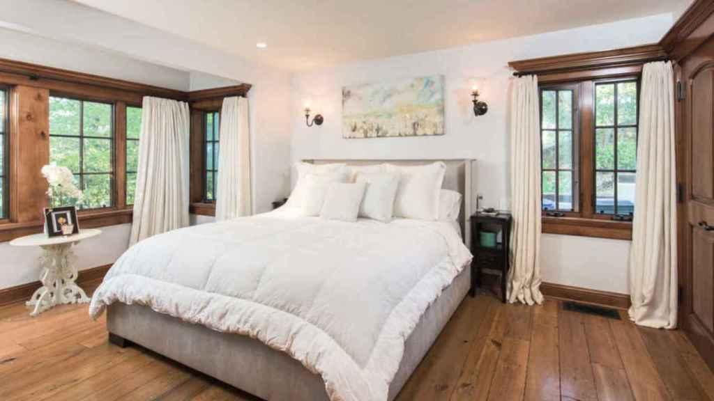 Eva Longoria aseguró que concebía su casa como una granja moderna.