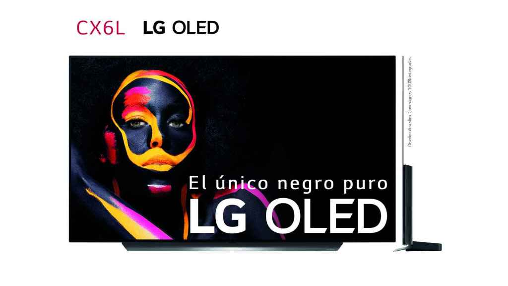 Televisor LG OLED CX6L