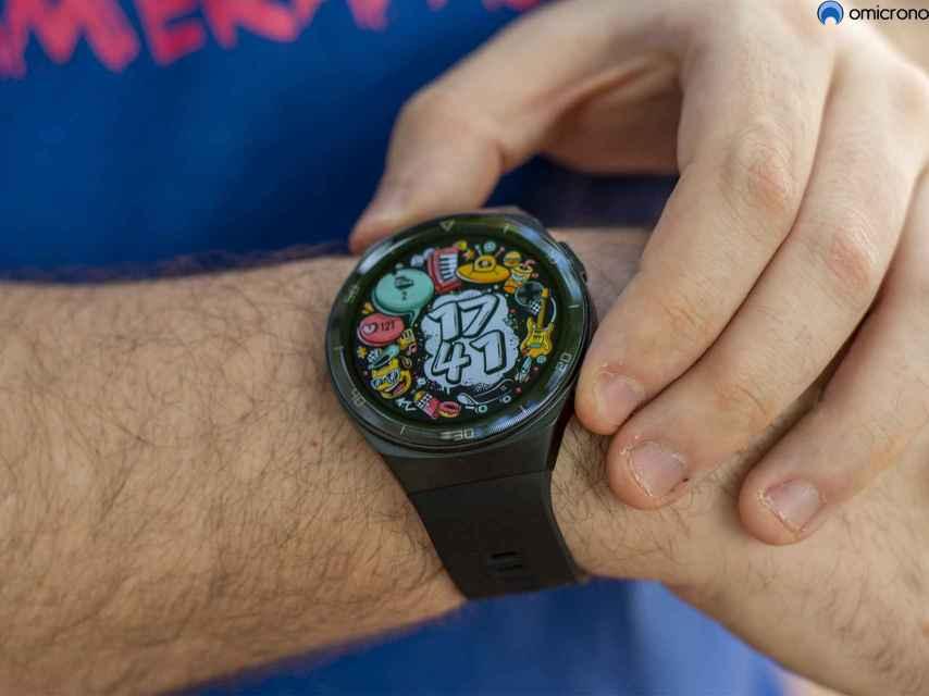 Las funciones de este reloj sí nos han gustado.