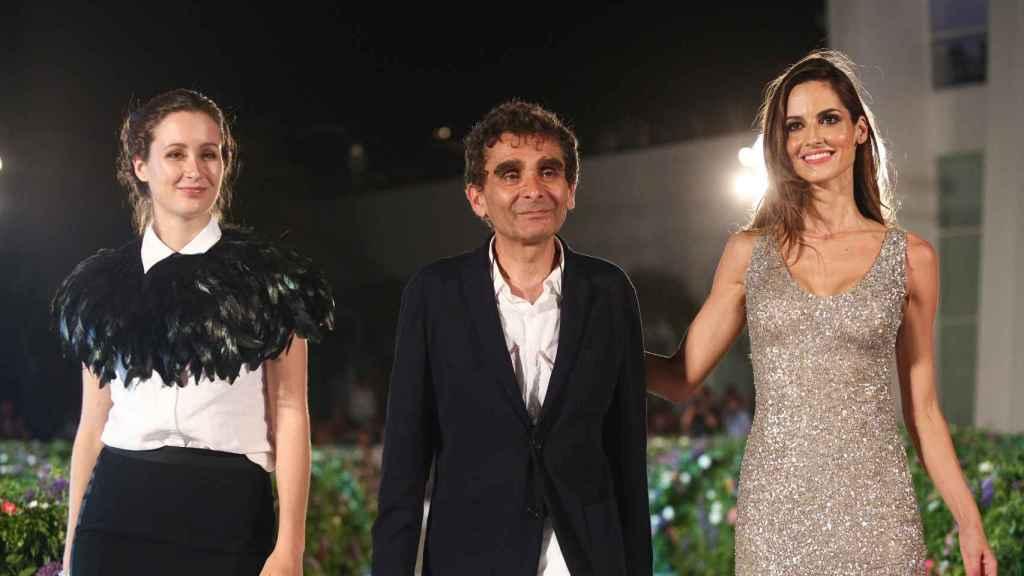 Adolfo Domínguez fue pionero de la moda incluso en su propia familia.