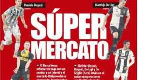 Portada Mundo Deportivo (13/05/20)