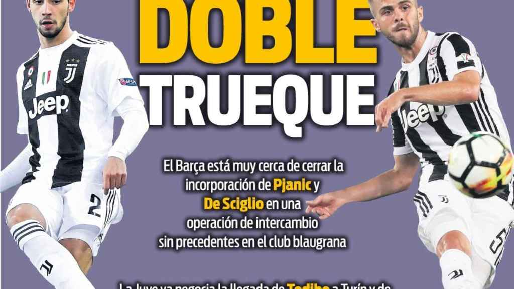 Portada Sport (13/05/20)