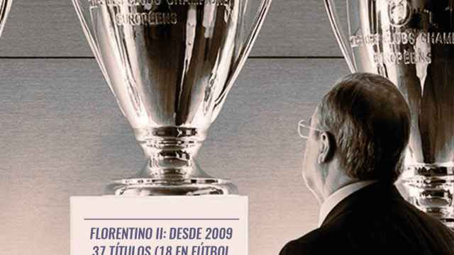 La portada de El Bernabéu (14/05/2020)