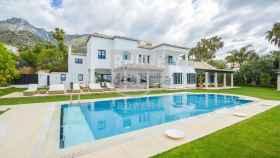 La temporada especial de 'Mi casa es la vuestra' se grabó en una impresionante mansión de Marbella.