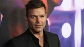 Ricky Martin en el estreno de la serie sobre Gianni Versace.