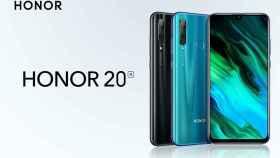 Nuevo Honor 20e: un gama media con un precio muy bajo