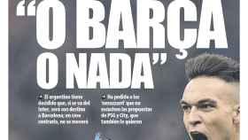 Portada Mundo Deportivo (14/05/20)
