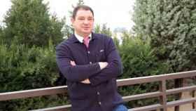 Manuel Fernández Lázaro-Carrasco, alcalde de Gálvez (Toledo)