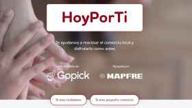 Iniciativa #HoyPorTi de Mapfre y Gopick.