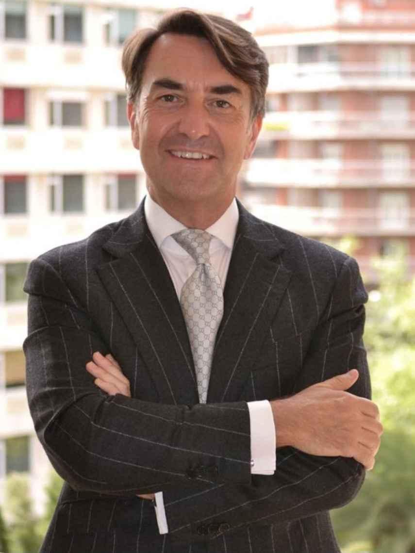 Jesús Andreu, exdirector de la Fundación Carolina.