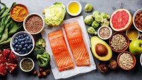 Una buena alimentación es la mejor medicina.