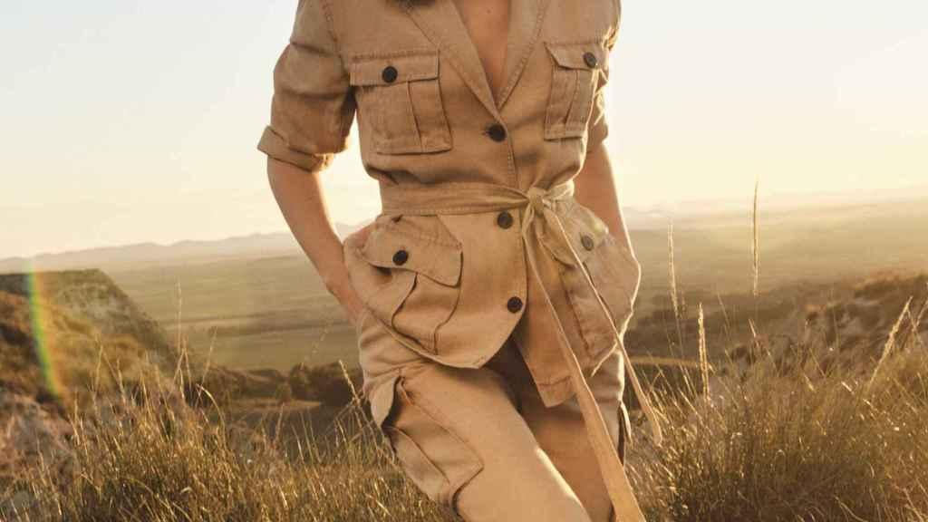 Se trata del primer trabajo de la actriz en España tras seis años fuera.