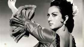 Lola Flores en una imagen de archivo.