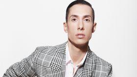 El estilista Jesús Reyes.