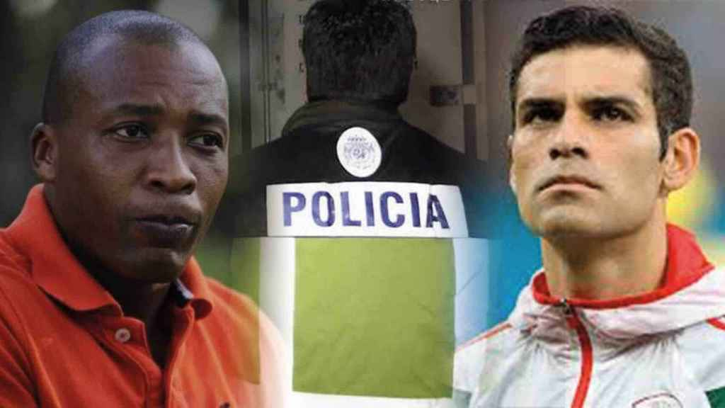 De Márquez a Congo, los casos policiales más sonados del fútbol: drogas, extorsiones y apuestas
