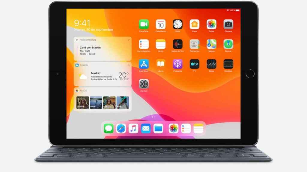 El iPad más básico se renovará con más potencia