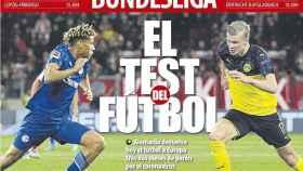 Portada Mundo Deportivo (16/05/2020)