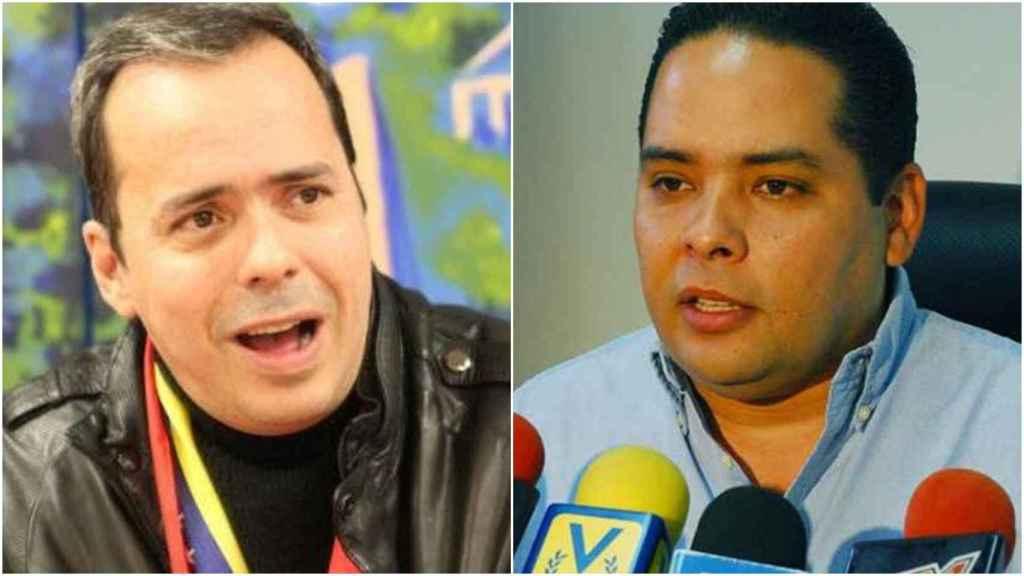 Juan José Rendón y Sergio Vergara.
