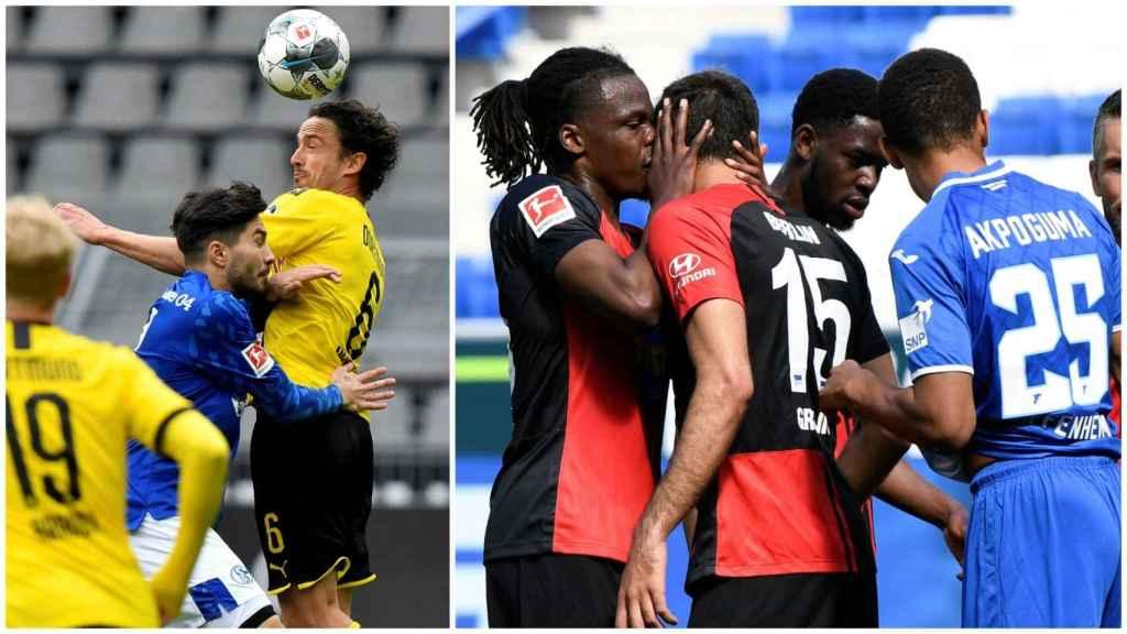 La vuelta de la Bundesliga