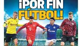 Portada Sport (16/05/20)