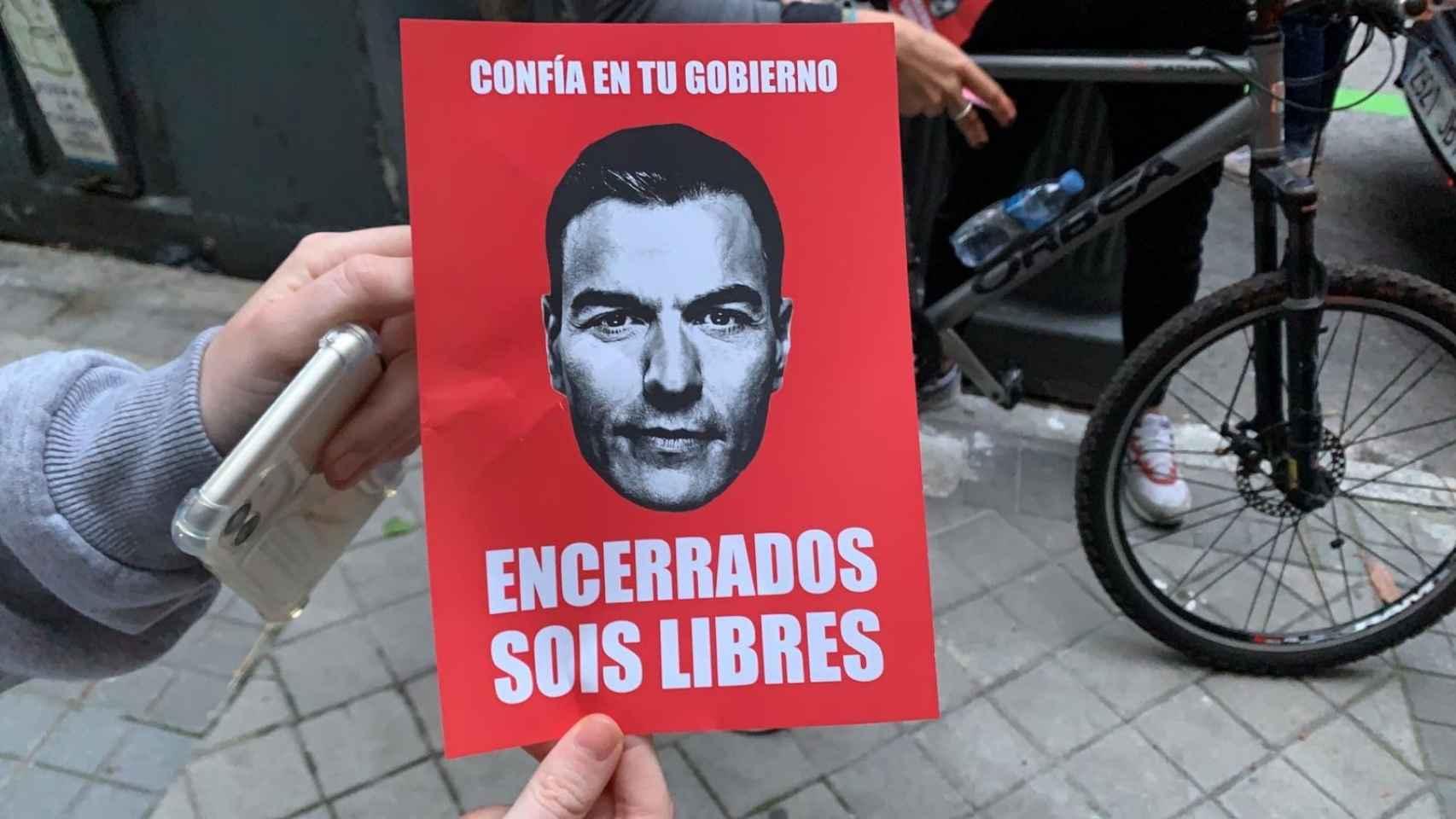 Del barrio de Salamanca a la Castellana: la rebelión contra Sánchez se extiende por Madrid