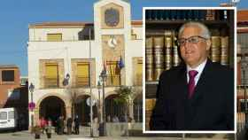 Luis, alcalde de Alhambra.