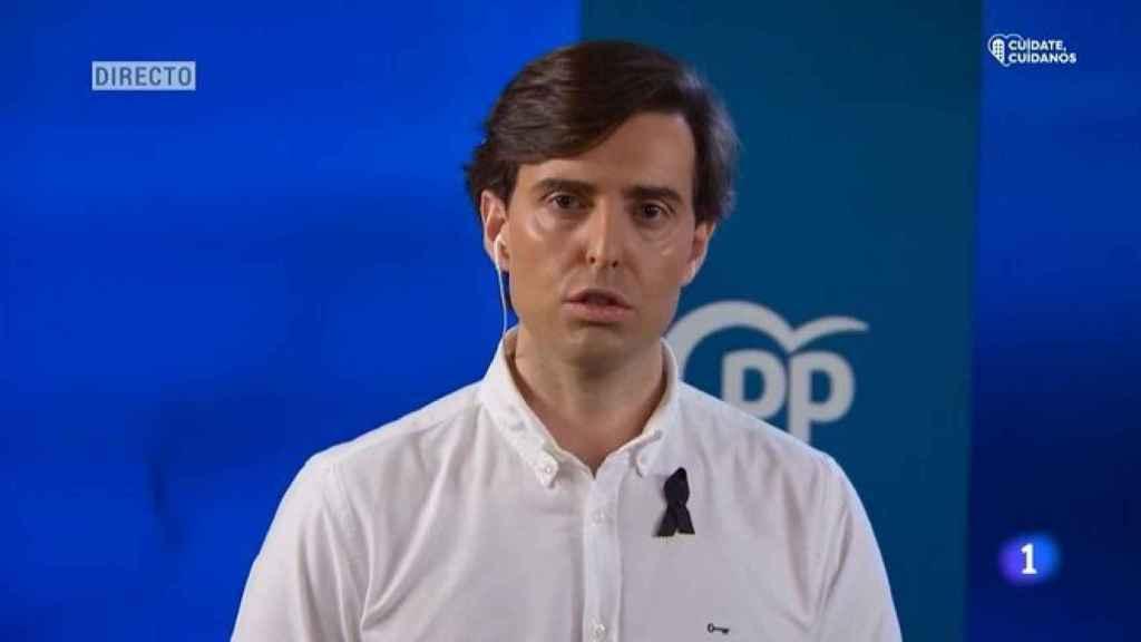 Pablo Montesinos, entrevistado en 'Los Desayunos de TVE'.