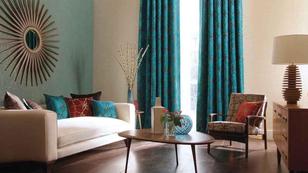 Cómo elegir las cortinas para la casa: ideas y soluciones decorativas