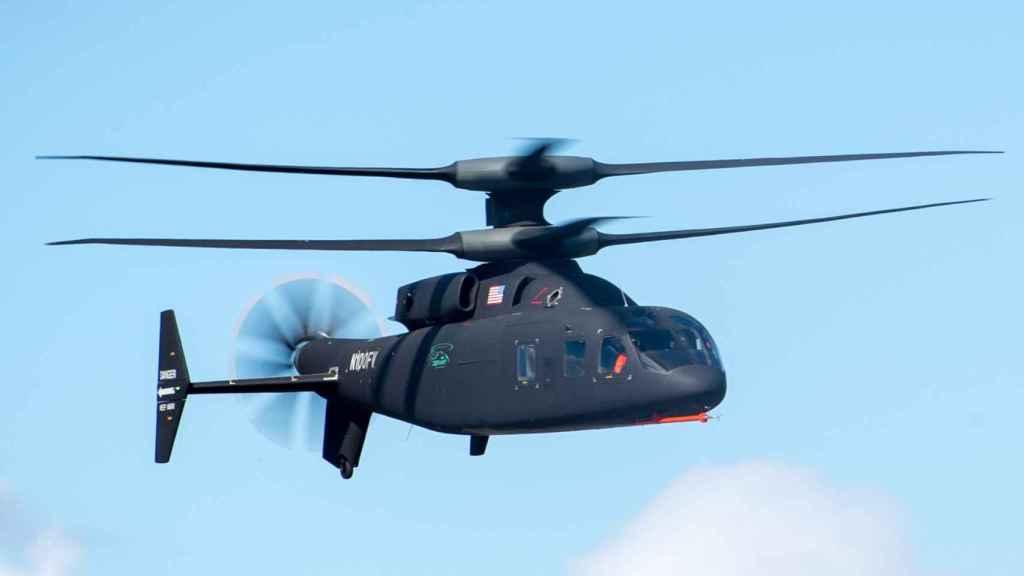 Sikorsky-Boeing SB>1 Defiant
