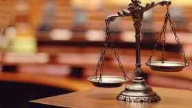 La balanza, símbolo de la Justicia./