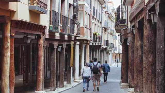 Valladolid-Caminando-Provincia-Medina-Rioseco-PORTADA