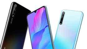 Huawei Y8p: pantalla OLED pero sin servicios de Google