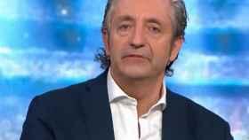 Josep Pedrerol, en El Chiringuito de Jugones