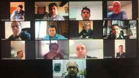 Reunión telemática del Comité Ejecutivo de Ceoe-Capyme Cuenca
