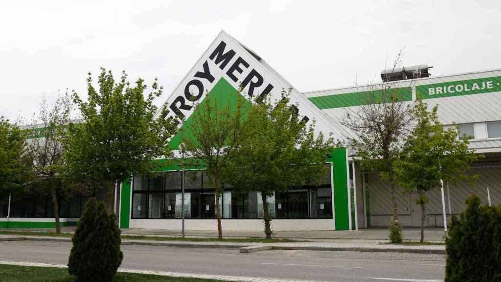 Una de las tiendas de Leroy Merlin en España.