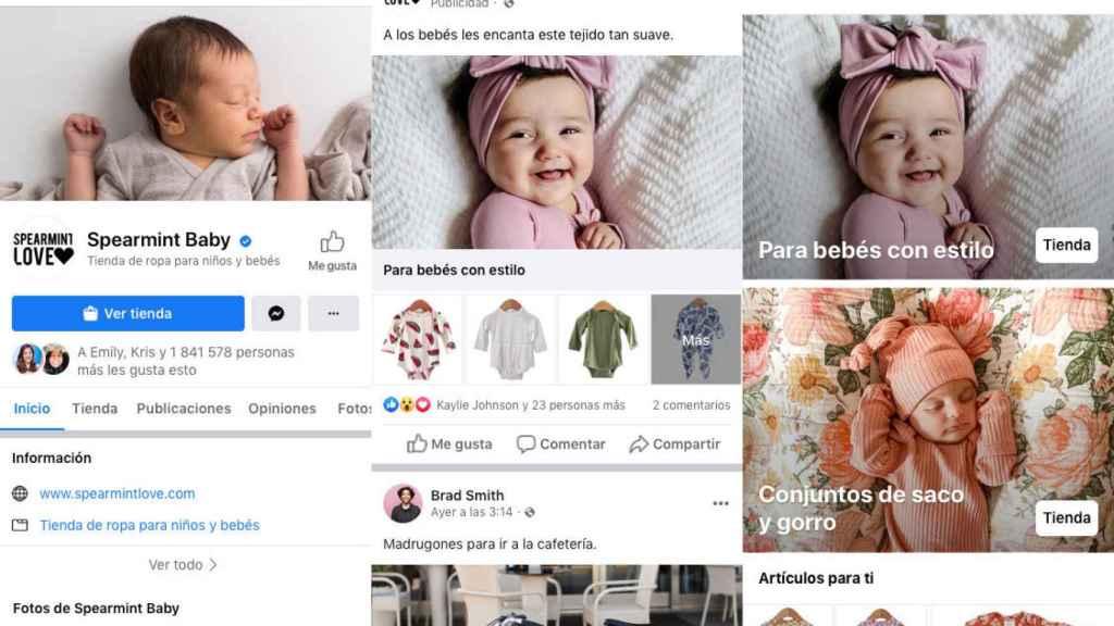 Las PYMES podrán crear tiendas virtuales en Facebook