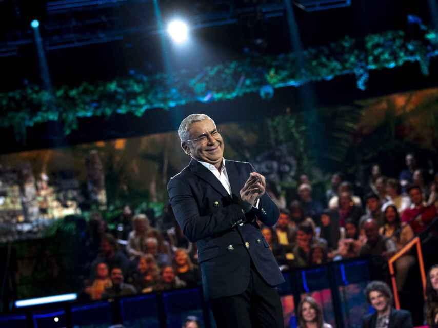 Jorge Javier Vázquez presentando una de las galas de 'Supervivientes 2020'.