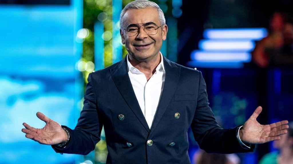 Jorge Javier Vázquez presentando 'Supervivientes'.