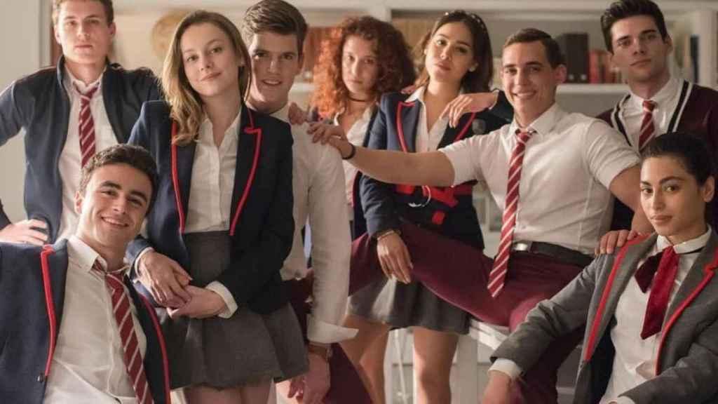 Netflix confirma los actores que no seguirán en las nuevas temporadas de 'Élite'
